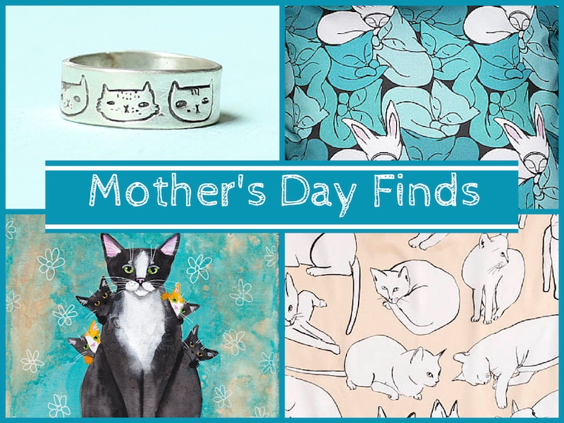 Our Top Feline Finds for Mother's Day | www.thesmallworld.com.au